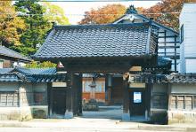 寺町寺院群マップ 金沢三寺院群 モデルコース 金沢市公式観光サイト ...